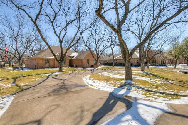 8913 Monticello Drive, Granbury, TX 76049 (MLS #14519058) :: The Kimberly Davis Group