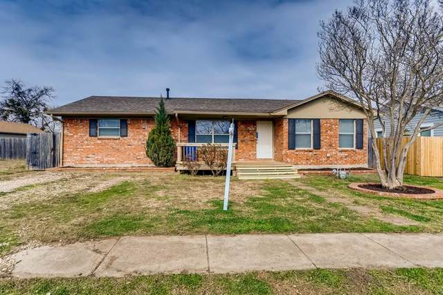 310 W 4th Street, Justin, TX 76247 (MLS #14519072) :: The Chad Smith Team