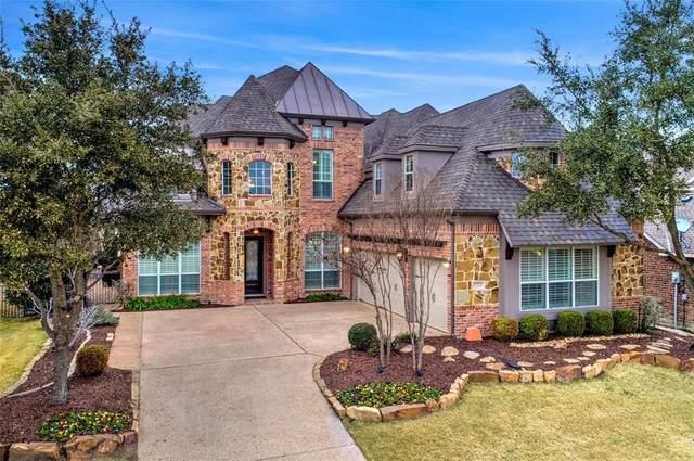2721 Meadow Ridge Drive, Prosper, TX 75078 (MLS #14519097) :: The Kimberly Davis Group