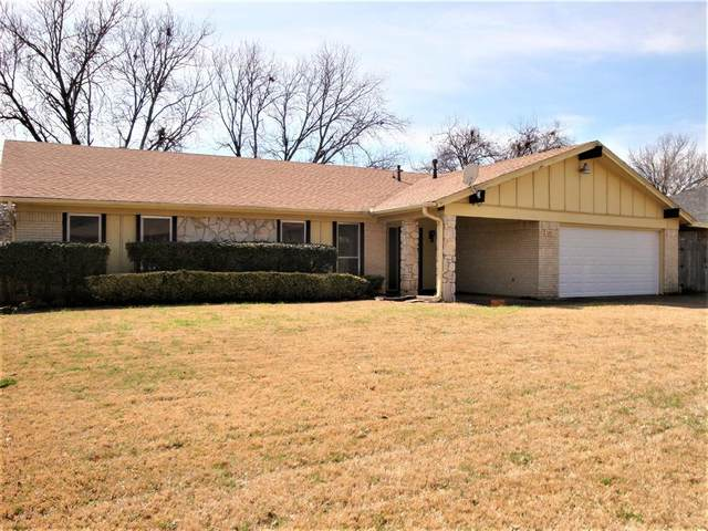 3205 Ashford Avenue, Fort Worth, TX 76133 (MLS #14519122) :: Craig Properties Group