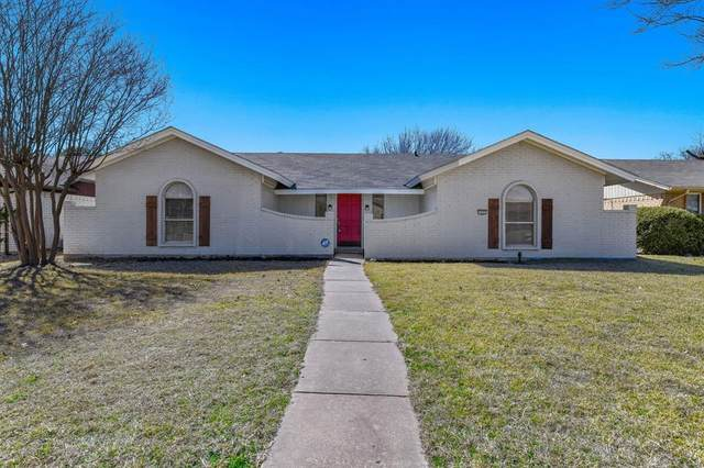 1222 Misty Way, Garland, TX 75040 (MLS #14519129) :: ACR- ANN CARR REALTORS®
