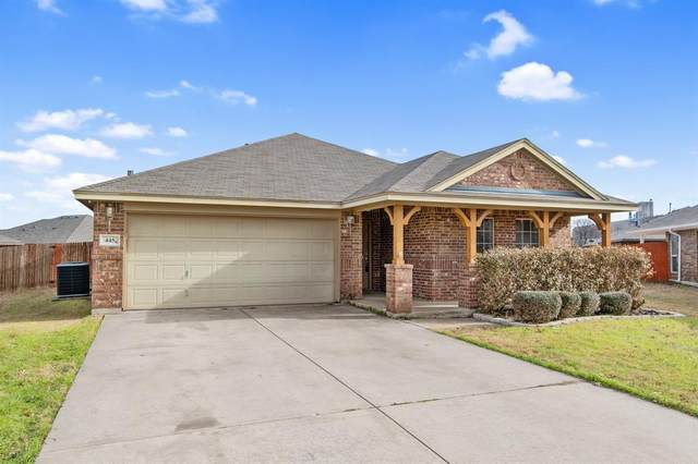 445 Brookhollow Lane, Saginaw, TX 76131 (#14519132) :: Homes By Lainie Real Estate Group