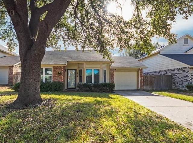 4656 Misty Ridge Drive, Fort Worth, TX 76137 (MLS #14519154) :: Robbins Real Estate Group