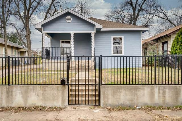 925 S Brighton Avenue, Dallas, TX 75208 (MLS #14519158) :: NewHomePrograms.com