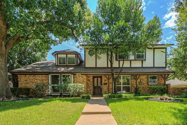 3836 Santiago Drive, Plano, TX 75023 (MLS #14519160) :: Robbins Real Estate Group