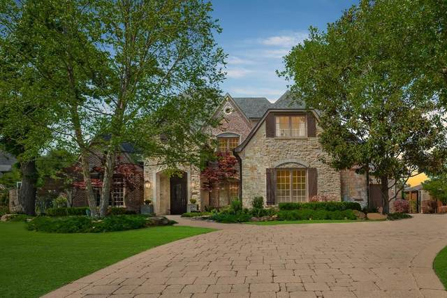 6615 Northport Drive, Dallas, TX 75230 (MLS #14519201) :: The Kimberly Davis Group