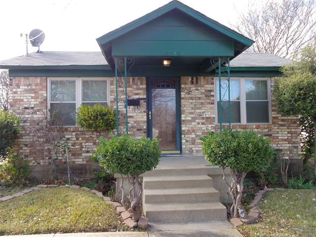 3115 Loving Avenue, Fort Worth, TX 76106 (MLS #14519225) :: NewHomePrograms.com