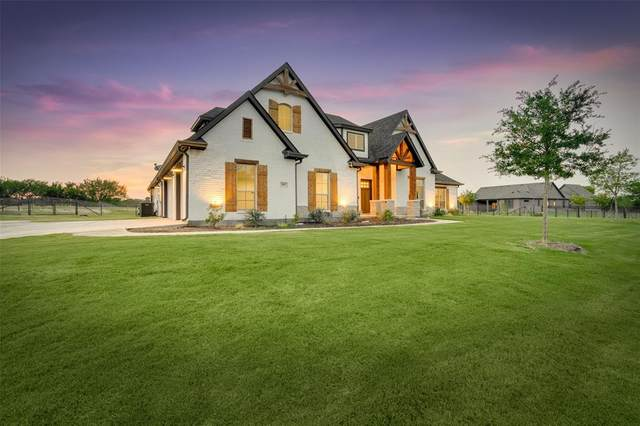 601 Cox Road, Waxahachie, TX 75167 (MLS #14519235) :: All Cities USA Realty