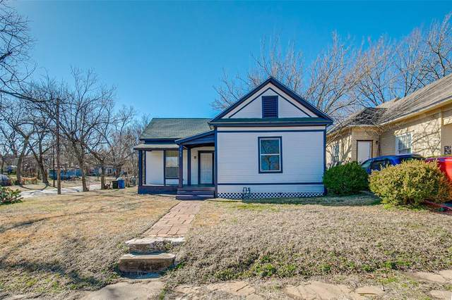 100 W Munson Street, Denison, TX 75021 (MLS #14519255) :: The Kimberly Davis Group
