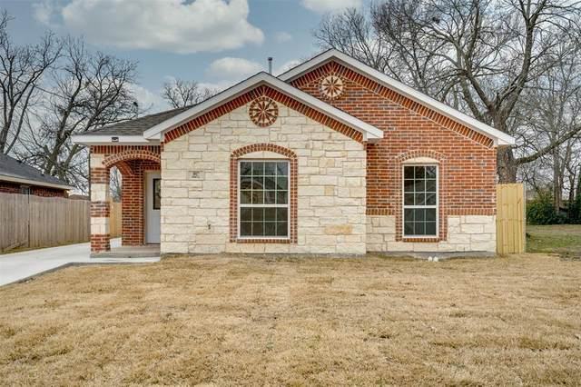 3917 Sonora Avenue, Dallas, TX 75216 (MLS #14519272) :: Robbins Real Estate Group
