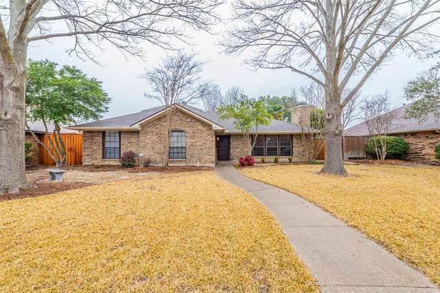 821 Green Brook Drive, Allen, TX 75002 (MLS #14519273) :: NewHomePrograms.com