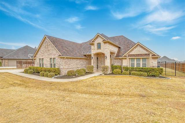 421 Gray Wolf Trail, Hudson Oaks, TX 76087 (MLS #14519300) :: The Mauelshagen Group