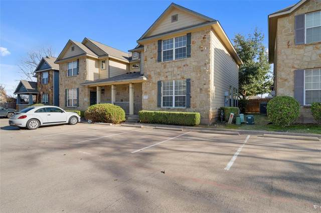 2513 S 2nd Street 13A, Waco, TX 76706 (MLS #14519308) :: Real Estate By Design