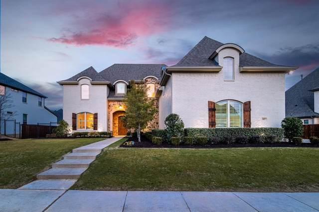 832 Lake Carillon Lane, Southlake, TX 76092 (MLS #14519309) :: The Chad Smith Team