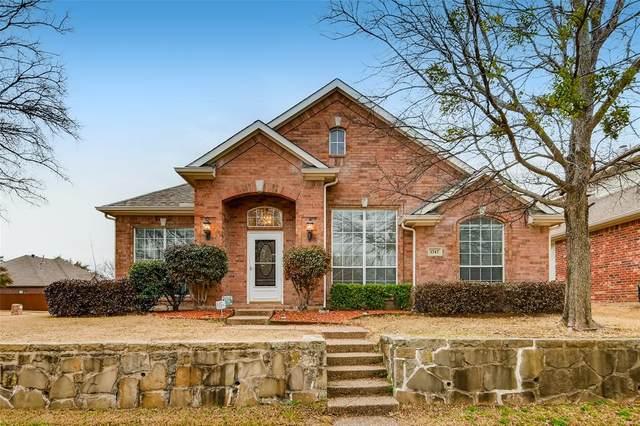 1747 Garrison Drive, Frisco, TX 75033 (MLS #14519396) :: Team Tiller