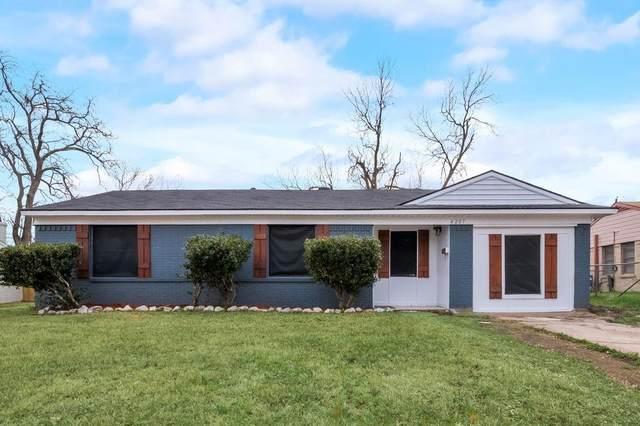 4207 Sherwood Drive, Mesquite, TX 75150 (MLS #14519431) :: The Hornburg Real Estate Group