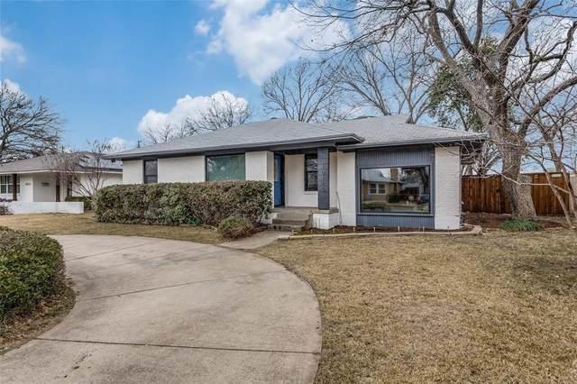 10115 Baronne Circle, Dallas, TX 75218 (MLS #14519456) :: The Kimberly Davis Group