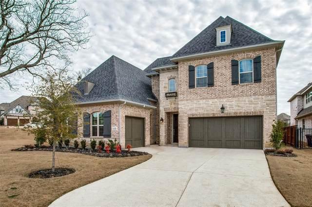 1123 NW Caleb Drive, Allen, TX 75013 (MLS #14519500) :: Robbins Real Estate Group