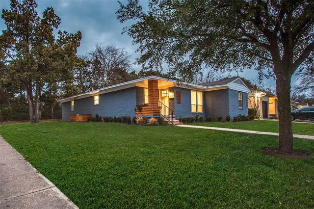 10005 Newcombe Drive, Dallas, TX 75228 (MLS #14519523) :: Robbins Real Estate Group
