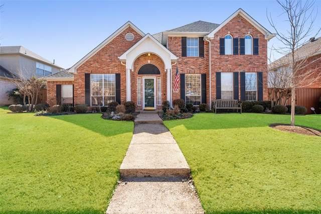 4504 Crown Ridge Drive, Plano, TX 75024 (MLS #14519526) :: Lisa Birdsong Group | Compass