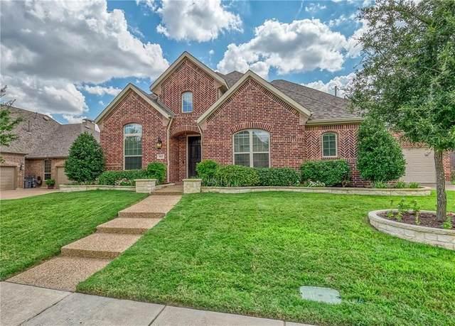 960 Stratford Drive, Prosper, TX 75078 (MLS #14519529) :: NewHomePrograms.com