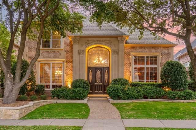5121 Meadowside Lane, Plano, TX 75093 (MLS #14519530) :: NewHomePrograms.com