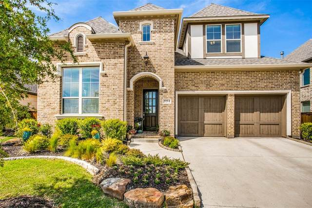554 Quarter Horse Lane, Frisco, TX 75036 (MLS #14519555) :: Lisa Birdsong Group | Compass