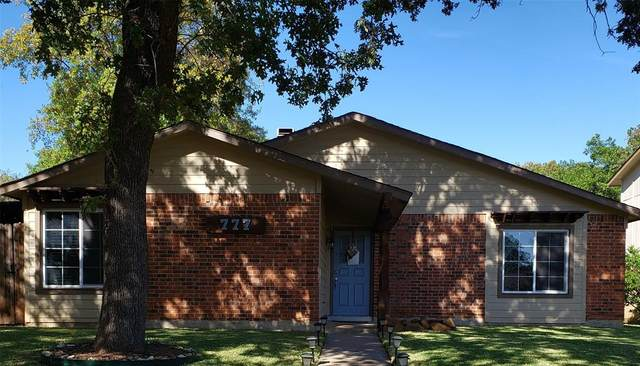 777 Red Wing Drive, Lewisville, TX 75067 (MLS #14519564) :: NewHomePrograms.com