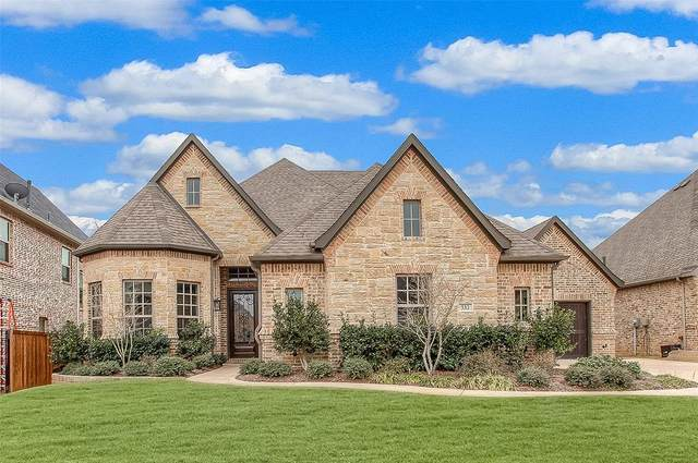 332 Nora Lane, Argyle, TX 76226 (MLS #14519567) :: The Kimberly Davis Group