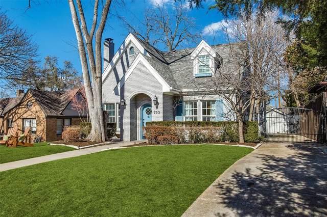 710 Newell Avenue, Dallas, TX 75223 (MLS #14519609) :: Robbins Real Estate Group