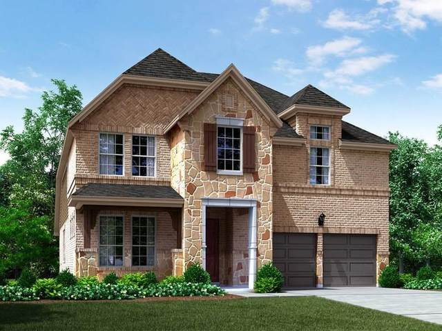 2313 Willow Garden Drive, Little Elm, TX 75068 (MLS #14519612) :: Team Hodnett