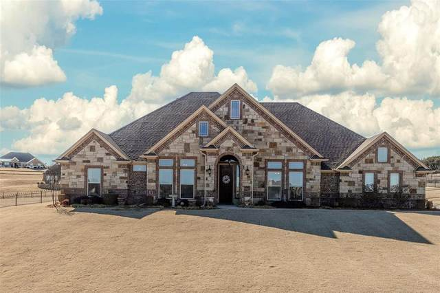 178 Pinnacle Peak Lane, Weatherford, TX 76087 (MLS #14519615) :: The Mauelshagen Group