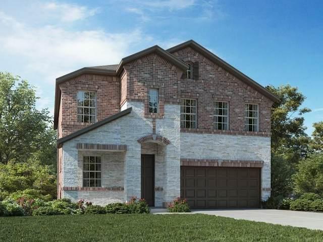2324 Willow Garden Drive, Little Elm, TX 75068 (MLS #14519629) :: Team Hodnett