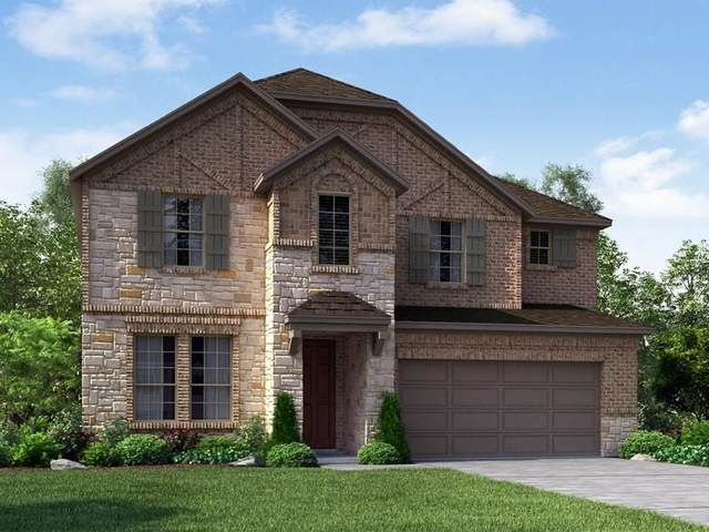 2308 Willow Garden Drive, Little Elm, TX 75068 (MLS #14519637) :: Team Hodnett