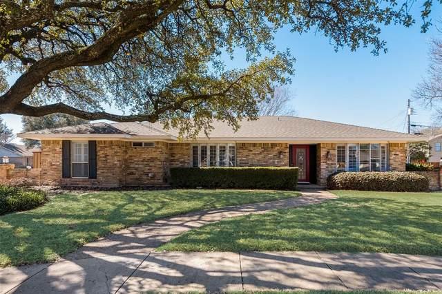 13217 Kerr Place, Farmers Branch, TX 75244 (MLS #14519640) :: Post Oak Realty