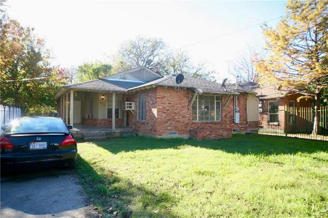 2315 N Prairie Avenue, Dallas, TX 75204 (MLS #14519646) :: Keller Williams Realty