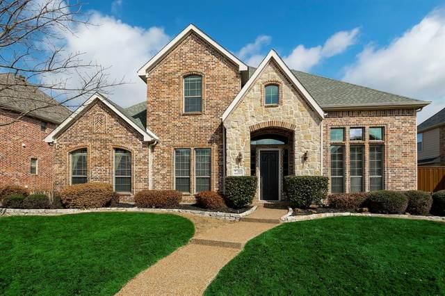 1112 Bridgeway Lane, Allen, TX 75013 (MLS #14519652) :: Lyn L. Thomas Real Estate | Keller Williams Allen