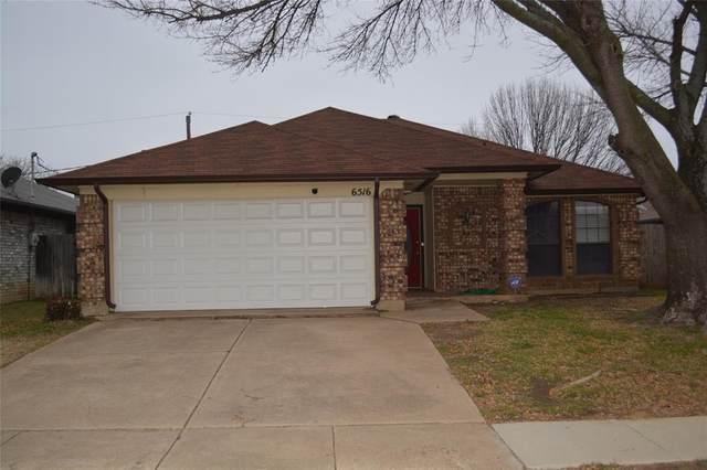 6516 Aires Drive, Arlington, TX 76001 (MLS #14519662) :: The Property Guys