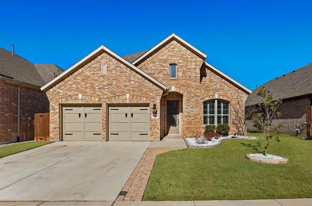 4133 Wilderness Pass, Fort Worth, TX 76262 (MLS #14519669) :: Team Tiller