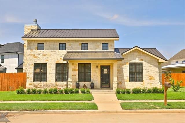 2541 John C Stevens Street, Abilene, TX 79601 (MLS #14519690) :: ACR- ANN CARR REALTORS®