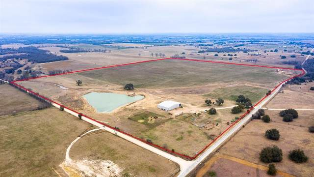 TBD County Road 275, Stephenville, TX 76401 (MLS #14519702) :: The Mauelshagen Group