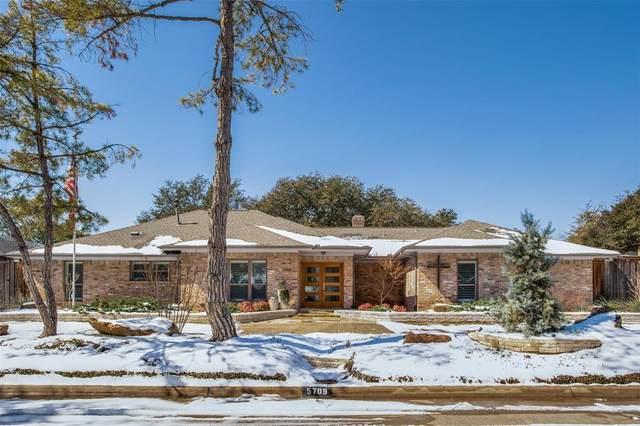5709 Club Hill Circle, Dallas, TX 75248 (MLS #14519722) :: Robbins Real Estate Group