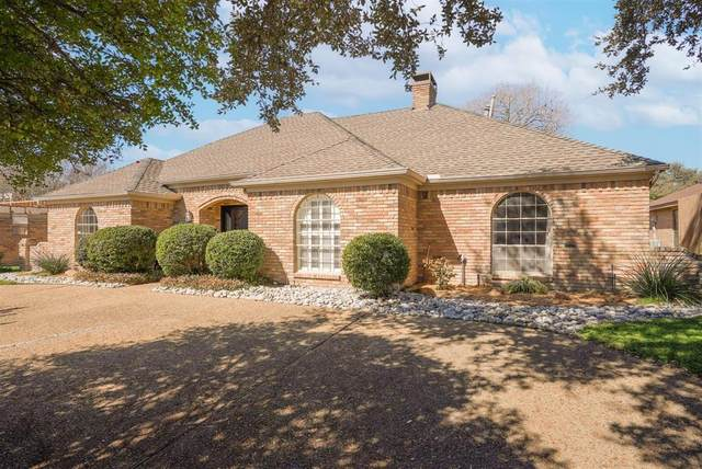 6715 Clearhaven Drive, Dallas, TX 75248 (MLS #14519724) :: NewHomePrograms.com