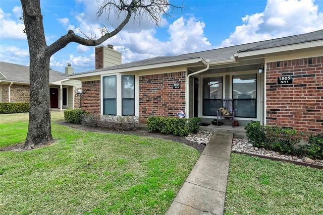 1805 W Spring Creek Parkway Nn2, Plano, TX 75023 (#14519752) :: Homes By Lainie Real Estate Group