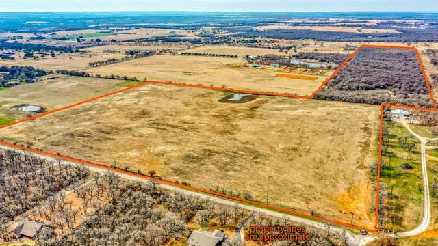 TBD Lacy Drive, Lipan, TX 76462 (MLS #14519761) :: The Mauelshagen Group