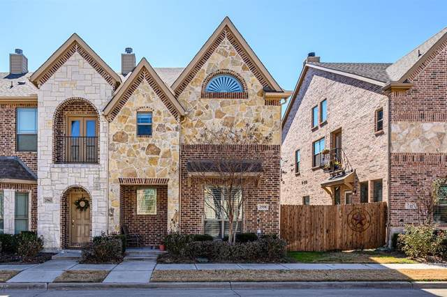 2558 Adam Lane, Lewisville, TX 75056 (MLS #14519764) :: Team Tiller