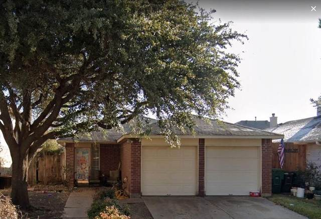 8505 Auburn Drive, Fort Worth, TX 76123 (MLS #14519766) :: All Cities USA Realty