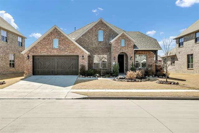 2926 Hackberry Creek Trail, Prosper, TX 75078 (MLS #14519823) :: ACR- ANN CARR REALTORS®