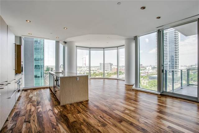 2900 Mckinnon Street #1004, Dallas, TX 75201 (MLS #14519908) :: Premier Properties Group of Keller Williams Realty
