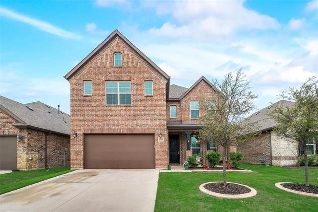 1216 Trumpet Drive, Fort Worth, TX 76131 (MLS #14519923) :: The Kimberly Davis Group